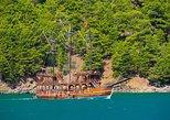 Green Lake Jeep Safari and Boat Tour. Side, Turkey