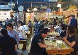 Kochi local market food tasting tour, Kochi, JAPAN