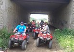 Atvs With Danitours Rural Areas Montains River Carne Azada For Lunch. Manzanillo, Mexico