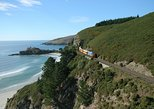 The Seasider Rail Journey from Dunedin. Dunedin y la peni­nsula de Otago, New Zealand