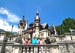 Excursão para grupos pequenos ao Castelo do Drácula, Castelo de Peles saindo de Bucareste,