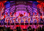Moulin Rouge Show Ticket VIP Seating with Champagne, Paris, França