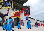 Excursão pelo Palácio Gyeongbokgung, Templo Jogyesa e Museu do Folclore. Seul, COREIA DO SUL