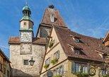 Rothenburg Walking Tour with Luxury Coach from Frankfurt,