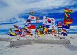 Salar of Uyuni Tour full day | English Speaking Guide | Island of IncaHuasi |, Uyuni, BOLIVIA