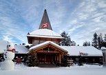 DATING SNOW & ICE - Snowshoeing, Santa Claus Village, Husky Ride & Snow Hotel Visiting. Rovaniemi, FINLAND