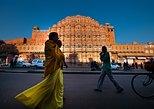 Excursión privada de 1 día al Taj Mahal, Agra y Jaipur desde Delhi. Nueva Delhi, INDIA