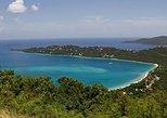 St. Thomas Discount Taxi USVI - Magens Beach Tour (Top 10 Beach In The World),