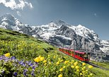 Jungfraujoch Train Trip for Swiss Travel Pass Holders. Interlaken, Switzerland