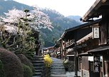1-Day Kisoji, Nakasendo Trail Tour: Tsumago & Magome Post Towns. Nagoya, JAPAN