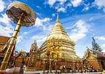Chiang Mai City and Temples Half-Day Tour. Chiang Mai, Thailand
