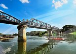 2-Day River Kwai Jungle Rafts Experience from Bangkok. Kanchanaburi, Thailand