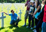 Normandy D-Day Tour: Omaha Beach, and American Cemetery,