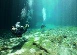 Faça mergulho de scuba em Tulum. Tulum, MÉXICO