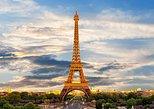 Eiffel Tower Skip-the-Ticket-line Summit Entrance. Paris, FRANCE