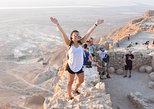 Masada, Ein Gedi and The Dead Sea from Jerusalem. Jerusalen, Israel