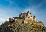 Ingresso de entrada para o Castelo de Edimburgo e o Palácio Real. Edimburgo, Escócia