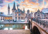 Full-day Private Tour Ghent And Bruges With Limo,