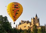 Toledo or Segovia Hot-Air Balloon with Madrid Transfer Upgrade. Toledo, Spain