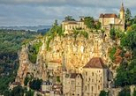 Private half-day tour to Rocamadour by EXPLOREO, Bergerac, FRANCIA