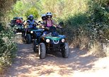 Quad Off-Road Tour from Albufeira. Albufeira, PORTUGAL