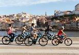 Recorrido guiado de 3horas en bicicleta por los lugares de interés de Oporto,