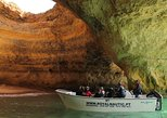 Boat tour Benagil Caves. Portim�o, PORTUGAL