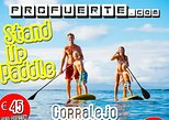 Stand Up Paddle Surf Board Lesson, Fuerteventura, Spain