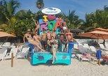 Shore Excursion: West Bay Beach Round Trip Shuttle Bus, Roatan, HONDURAS