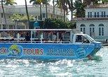 Excursão Miami Duck. Miami, FL, ESTADOS UNIDOS