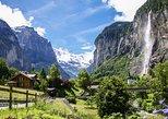 Day trip - Lauterbrunnen. Lausana, Switzerland