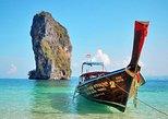 Krabi 4 Island Tour: Charter Private Long-tail Boat, Krabi, TAILANDIA
