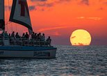 Sunset & Dolphin Catamaran Cruise in Panama City Beach. Panama City Beach, FL, UNITED STATES