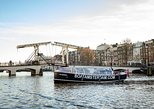 Amsterdam Sightseeing Canal Cruise with Unlimited Drinks. Amsterdam, HOLLAND