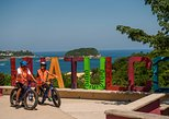 Shore Excursion Electrobike Local Culture and Nature Experience. Huatulco, Mexico