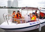 Morning Cu Chi Tunnels Luxury Speedboat with Kim Travel. Ho Chi Minh, Vietnam