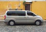 Shuttle from El Paredon to Antigua. Puerto Quetzal, Guatemala