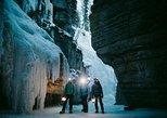 Maligne Canyon Icewalks, Jasper, CANADA