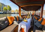 Amsterdam Canal Cruise in Classic River Boat With Drinks & Dutch Cheese,