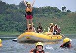 Family Float Trip, Jinja, UGANDA