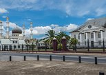 City tour. Paramaribo, Suriname