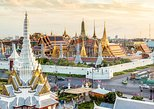 Bangkok Royal Road - Top 3 Major Monuments (Grand Palace, Wat Pho, Wat arun). Pattaya, Thailand