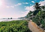 Playa El Tunco, escala en El Salvador,