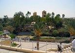 Jordan River (Qasr al Yahud), Bethlehem, Jericho & Dead Sea tour. Jerusalen, Israel