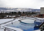 Borovets: Thermal pool escape. Borovets, Bulgaria