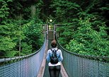 Vancouver North Shore Tour: Capilano Bridge, Grouse Mountain. Vancouver, CANADA