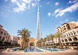 Burj Khalifa 124th Floor and Dubai Sightseeing from Abu Dhabi,