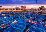 Shared group day trip from Marrakech to Essaouira mogador. Esauira, Morocco