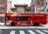 Filadelfia: autobús con paradas libres en el autobús y plataforma de observación. Filadelfia, PA, ESTADOS UNIDOS