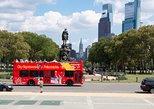 Double-Decker Hop-On Hop-Off Sightseeing Tour of Philadelphia. Filadelfia, PA, UNITED STATES